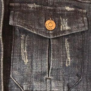 pistola Jackets & Coats - Pistola Distressed Denim Jacket